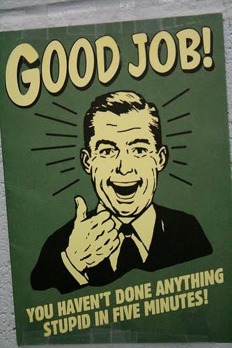 five reasons to stop saying good job pdf